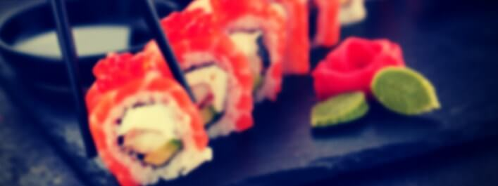 Sushi a Lucca